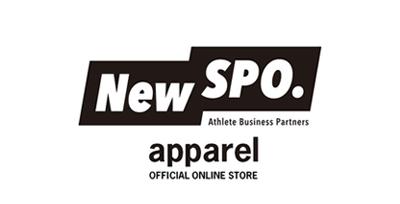NewSPO.apparelロゴ